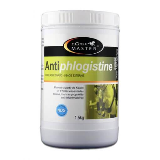 Antiphlogistine, 1,5 kg, en varmeler