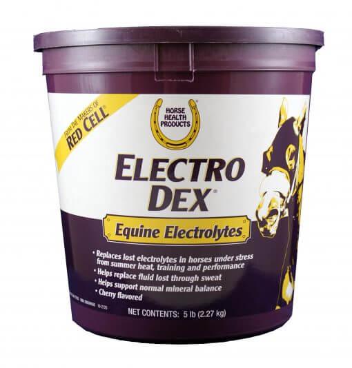 Electro Dex, elektrolytter med kirsebærsmag