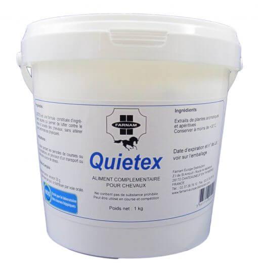 Quietex pulver til nervøse heste