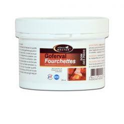 Gofervel Fourchettes Salve til strålen