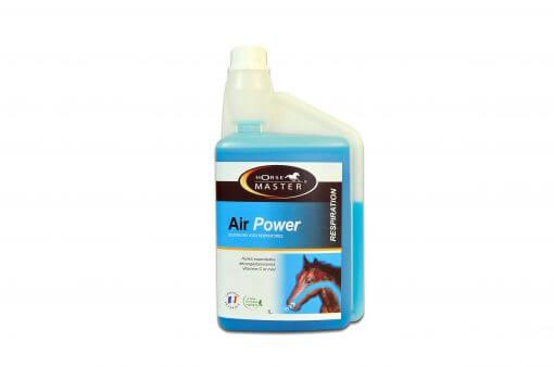 Air Power 1 liter, ved irritert åndedrætsorganer
