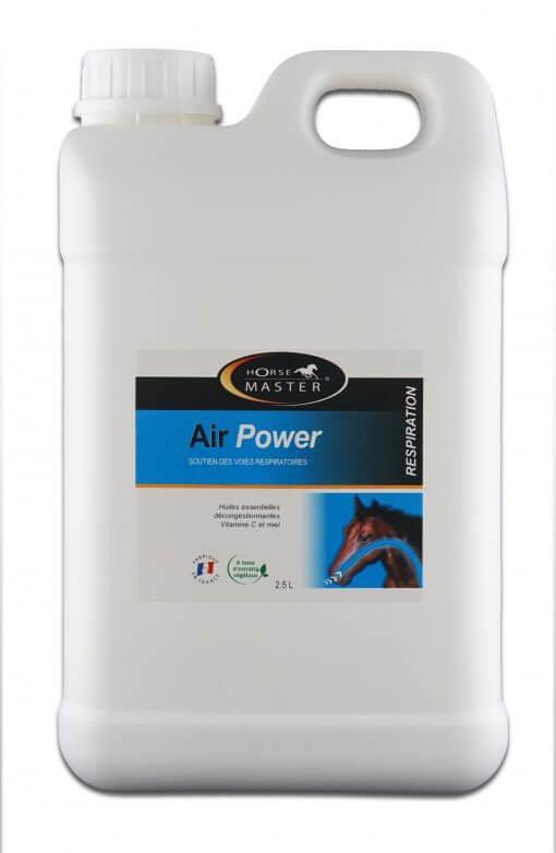 Air Power 2,5 liter, ved irritert åndedrætsorganer