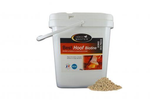 Best Hoof Biotine 10 kg, biotin tilskud til heste