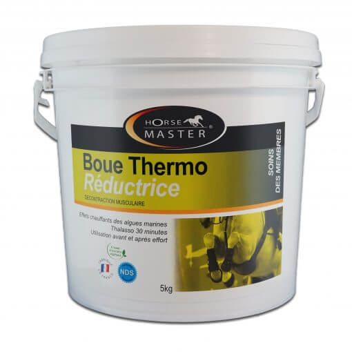 Boue Thermo Ruductrice 5 kg, Varme-ler