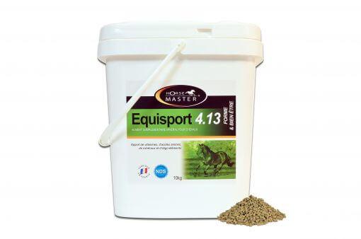 Equisport 4.13 10 kg, fodertilskud til heste