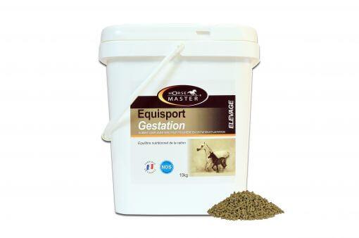 Equisport Gestation and Lactation 10 kg, Tilskud til drægtige og diegivende hopper