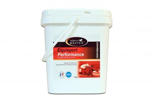 Equisport Performance 10 kg, fodertilskud til præstationsheste