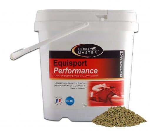 Equisport Performance Equisport Performance 3 kg, fodertilskud til præstationsheste.
