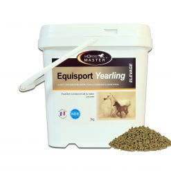 Equisport Yearling pellets 3 kg, fodertilskud til plage