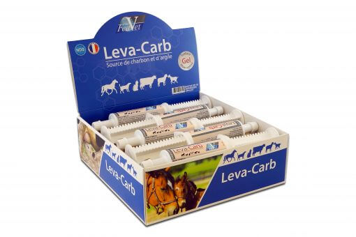 Leva-Carb gel oral tuber