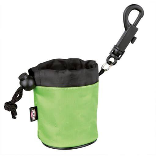 Taske til godbidder i grøn