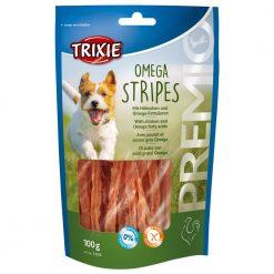 Trixie Omega Stripes Godbidder til hunde