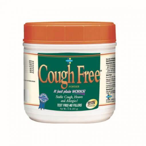 Cough Free mod Staldhoste