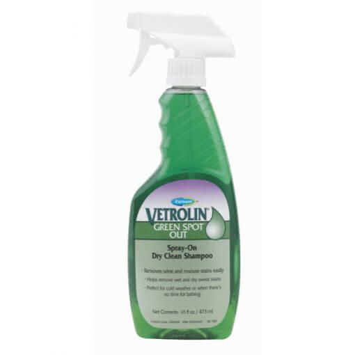 Vetrolin Green Spot Out en tørshampoo