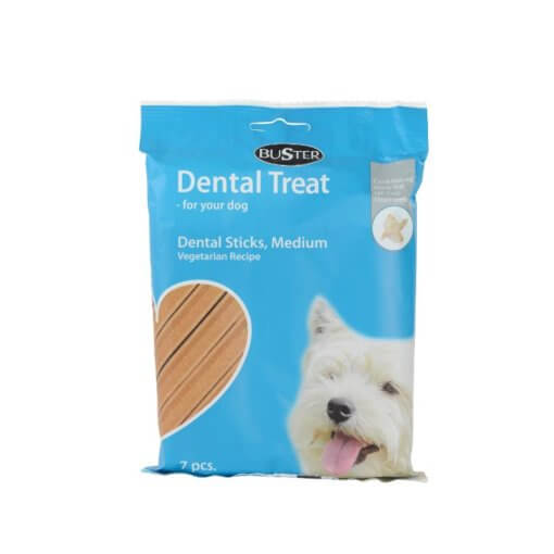BUSTER Dental sticks til hunde