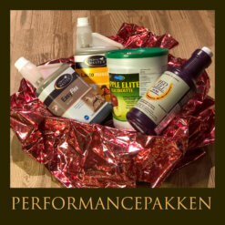 Performancepakken - Adventskalnder
